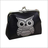 Outdoors - CUTE OWL WALLETS COINPURSE