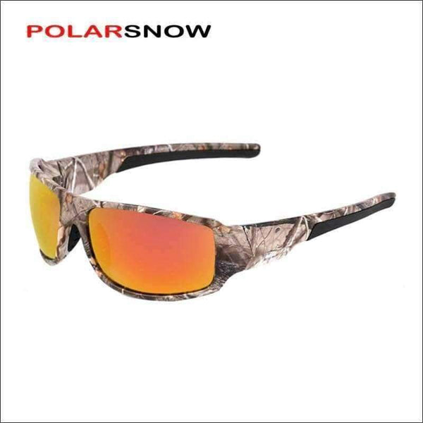 Outdoors - Sunglasses Durable Camo Unisex