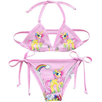 Pony Unicorn Princess Swim