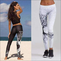 ShapeWear - Track Pants Art Yoga