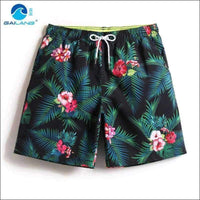 Swim - COUPLE SWIMWEAR HAWAII PRINT