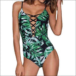 Swim - One Piece Swimming JUNGLE