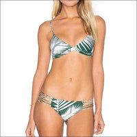 Swim - Tropical Bikini Oasis Set