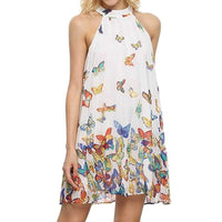Womens - REFORMATION BUTTERFLY DRESS SUMMER