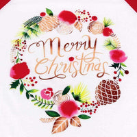 Womens - WOMENS MERRY CHRISTMAS TOP