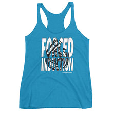 "Load image into Gallery viewer, ""Forced Induction"" Women's Racerback Tank"