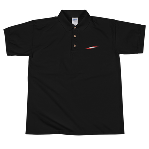 """APEX-P"" Logo Professionals Embroidered Polo Shirt"
