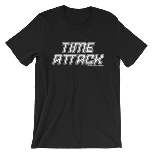 """Time Attack"" Short-Sleeve T-Shirt"