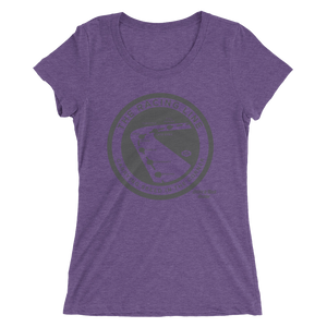 """The Racing Line"" Ladies' short sleeve t-shirt"