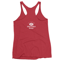 "Load image into Gallery viewer, ""Contact Patch"" Women's Racerback Tank"