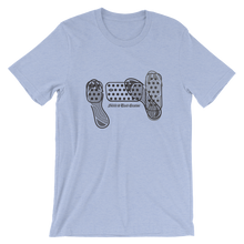 "Load image into Gallery viewer, ""Heel-Toe"" Short-Sleeve T-Shirt"