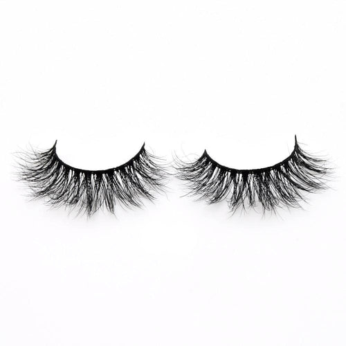 Ashley | 3D Luxury High Volume Mink Eyelashes - Manicured Doll