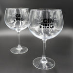 2 GinTing Copa Glasses