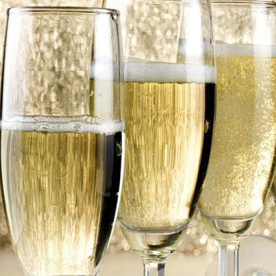 Champagne and Sparkling Wines for the season