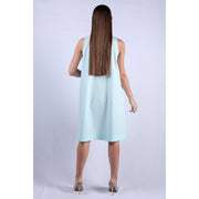 Back View Of Tiara Mint Sun Dress