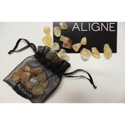 Citrine Crystal Image in black pouch