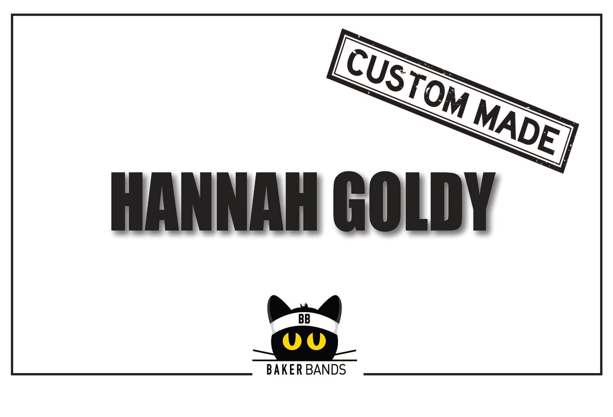 HANNAH GOLDY 24K COLLECTION