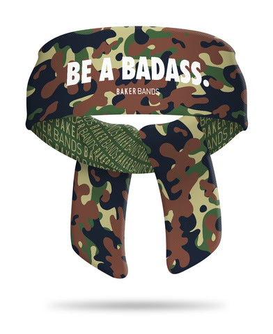 BE A BADASS