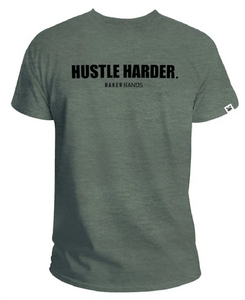 ULTRA SOFT MILITARY GREEN TEE