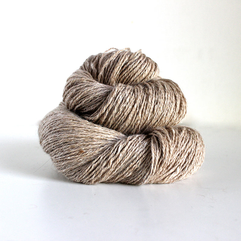 Suri Decadence: Natural Fawn | Angora - Salt River Mills