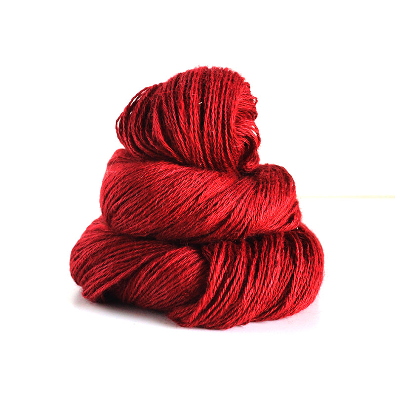 Suri Decadence: Rustic Red | Angora - Salt River Mills