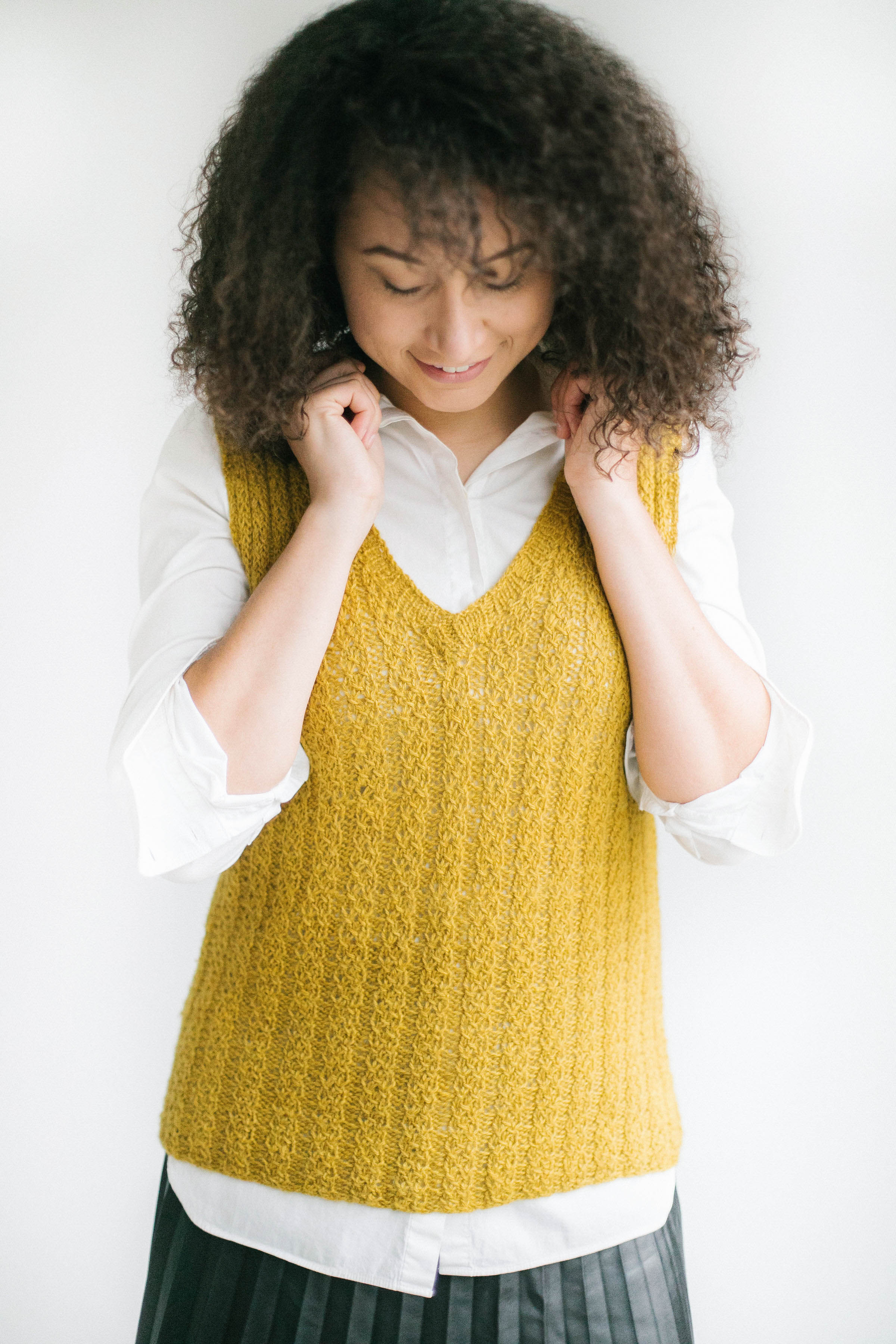 Sleeveless Pullover - Salt River Mills