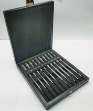 Load image into Gallery viewer, Bergeon Set of Ten Screwdrivers and Spare Blades for Watch Makers No.30080-A10