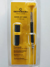 Load image into Gallery viewer, Bergeon 0.80 mm Screwdriver with Spare Blades 6899-AT-080, Ergonomic