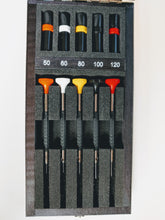 Load image into Gallery viewer, Bergeon Set of Five Screwdrivers and Spare Blades for WatchMakers No 6899-A05-A