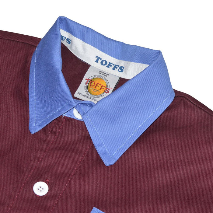 Burnley 1940s Retro Football Shirt