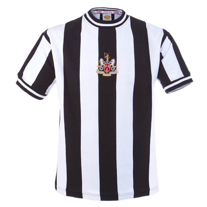 Newcastle United 1972-74 Retro Short Sleeve Football Shirt
