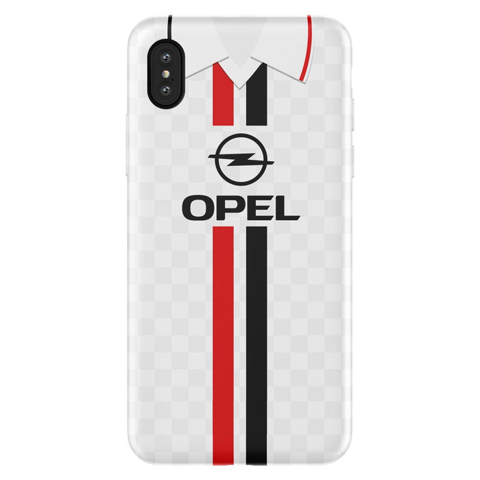 AC Milan 1996 Away iPhone & Samsung Galaxy Phone Case - Soccer Clasico