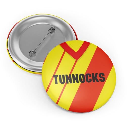 Albion Rovers 1983 Retro Button Badge