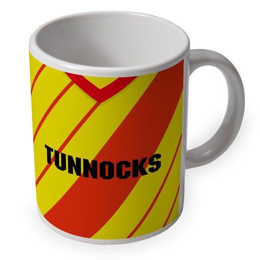 Albion Rovers 1983 Retro Ceramic Mug