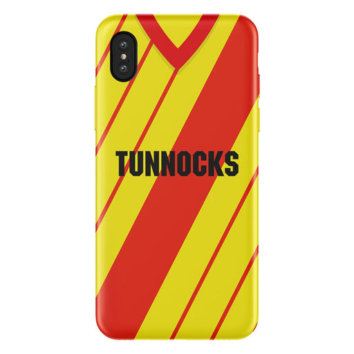 Albion Rovers 1983 iPhone & Samsung Galaxy Phone Case - Soccer Clasico