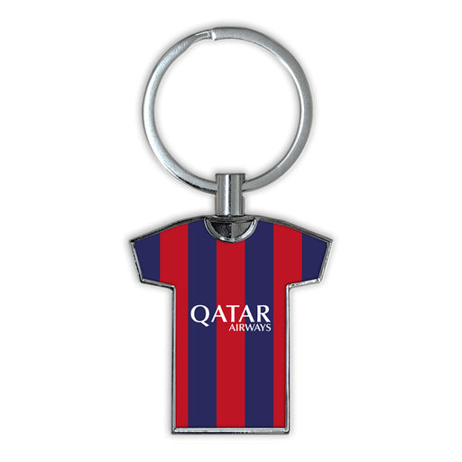 Barcelona 14/15 Football Shirt Keyring