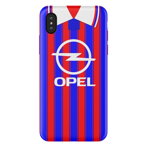 Bayern Munich 1995 iPhone & Samsung Galaxy Phone Case - Soccer Clasico