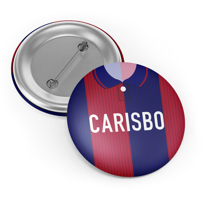 Bologna 1995 Button Badge