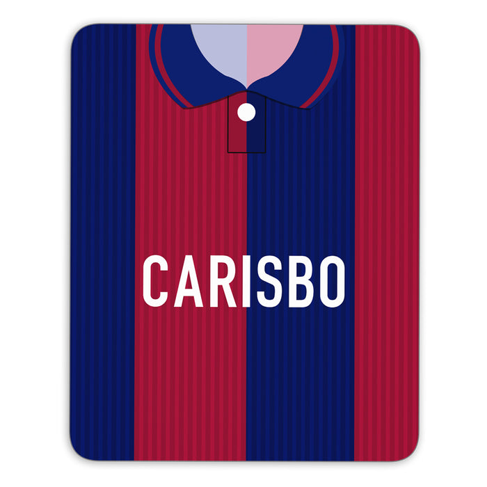 Bologna 1995 Mouse Mat - Soccer Clasico