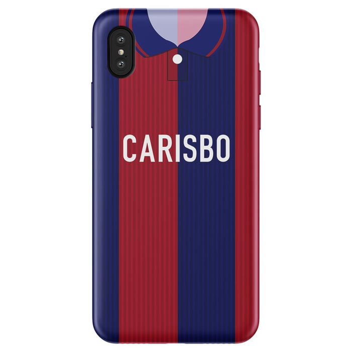 Bologna 1995 iPhone & Samsung Galaxy Phone Case - Soccer Clasico