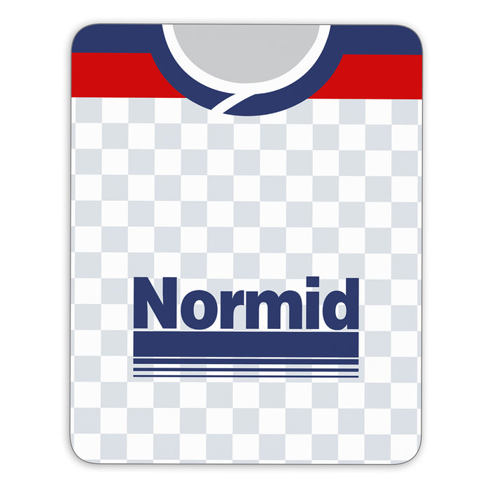 Bolton Wanderers 1988 Mouse Mat - Soccer Clasico