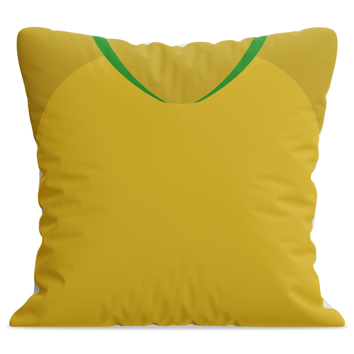 Brazil 2018 Football Cushion