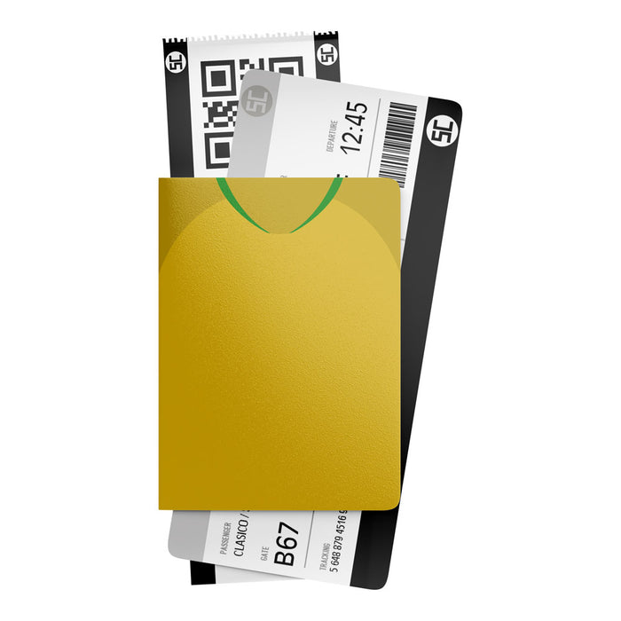 Brazil 2018 Passport Holder