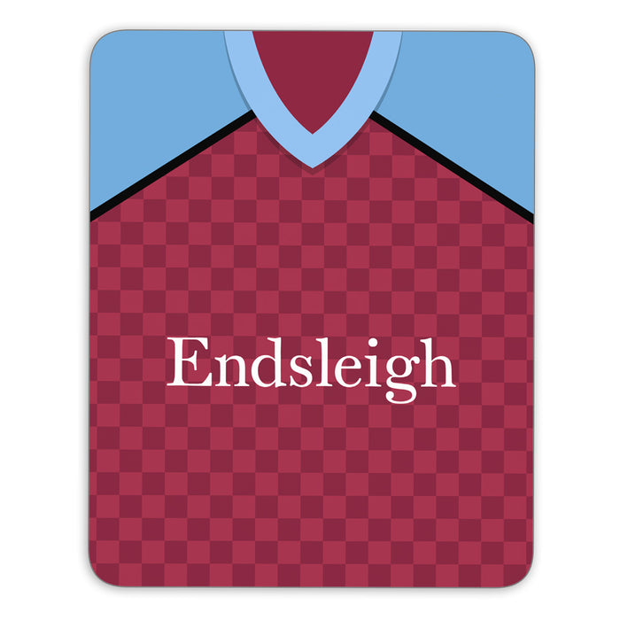 Burnley 1988 Mouse Mat - Soccer Clasico