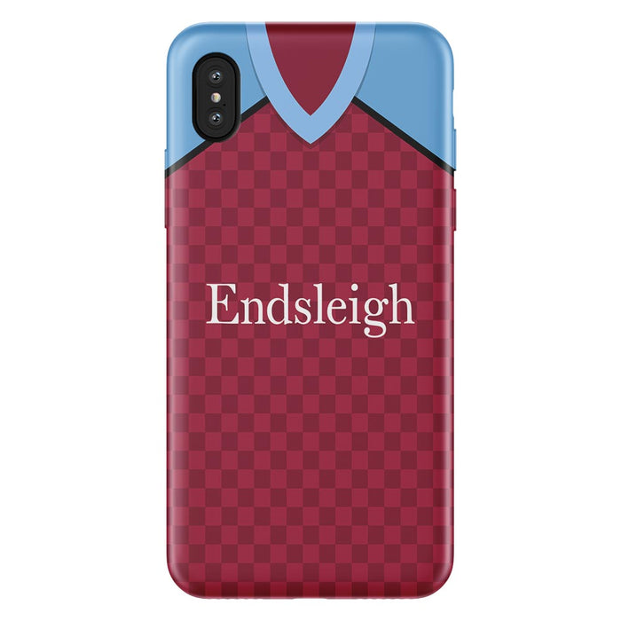 Burnley 1988 iPhone & Samsung Galaxy Phone Case - Soccer Clasico