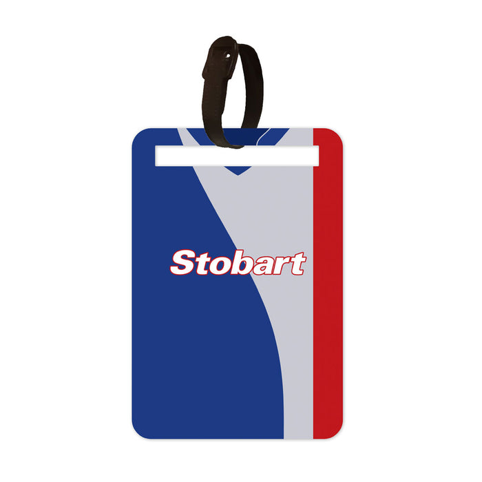 Carlisle United 2007-08 Luggage Tag