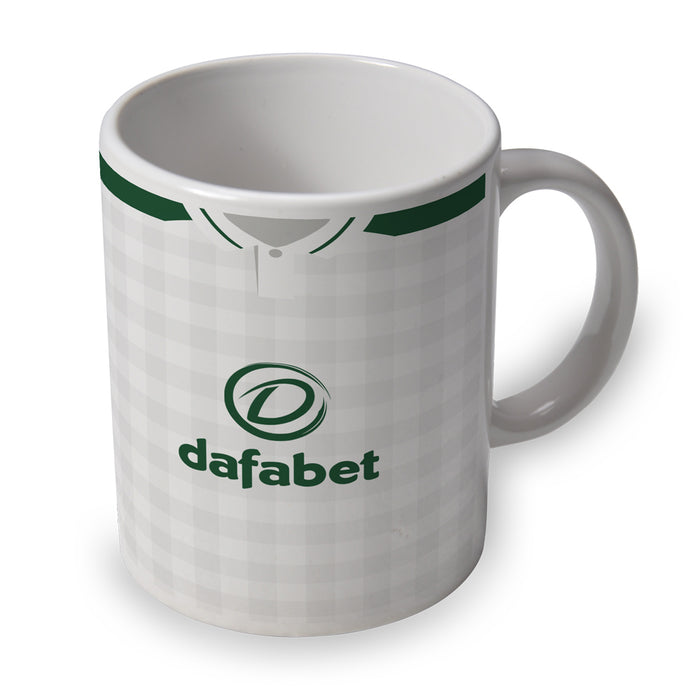 Celtic 18/19 Away Football Retro Ceramic Mug