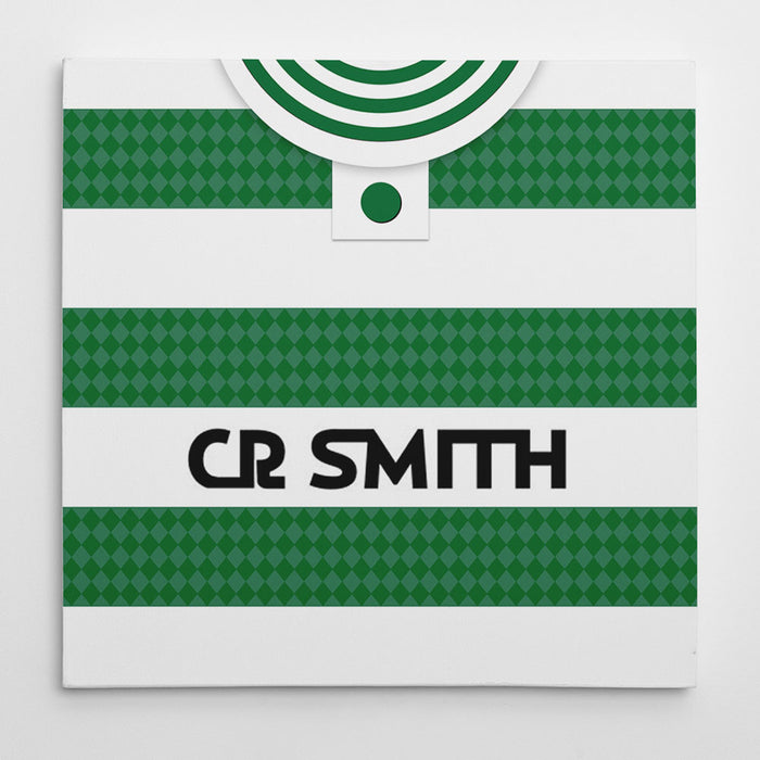 Celtic 1998 Football Canvas Print