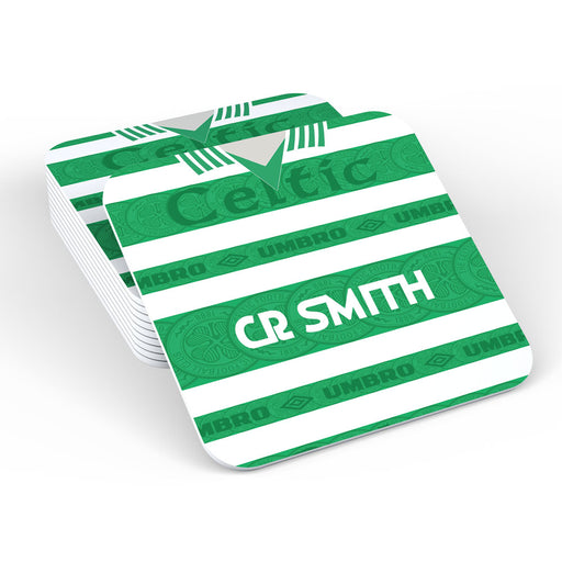 Celtic 95/97 Football Retro Coaster