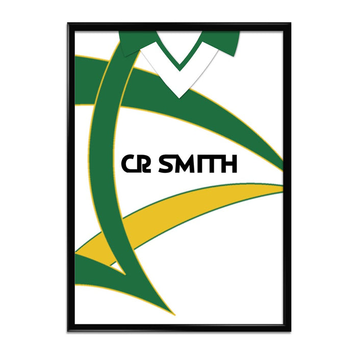 Celtic 1994 Third Football Shirt Art Print